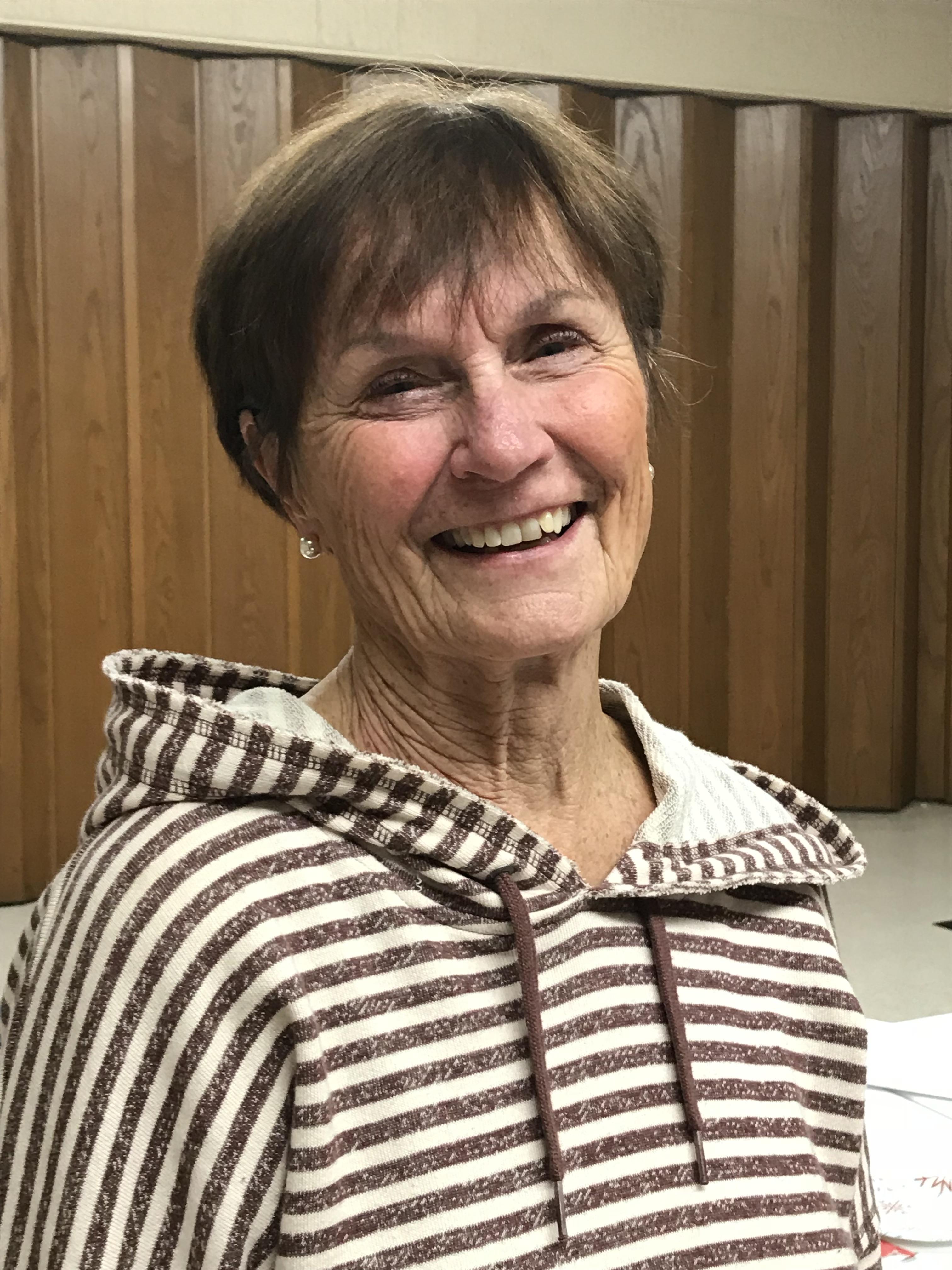 Donna Miller Carmichael Parks Foundation Board Member