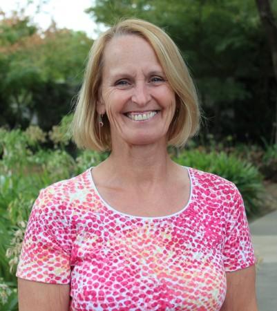 Sharon Ruffner crpdf board member
